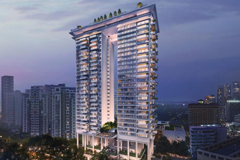Boulevard 88 铂瑞雅居   The One & Only - Ultra Luxurious Residences in Prime District 10